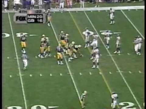 Brett F@vre Touchdowns 1999 Part 1: The Comeback Kid