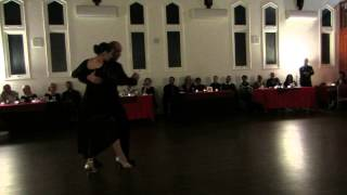 Tangueros Performance 2 - Gala Milonga May 25th 2013