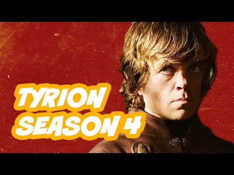 Game of Thrones Season 4 Preview - Tyrion