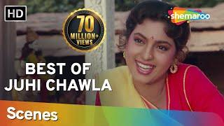 Best of Juhi Chawla Scenes from Benaam Badsha (HD)  Anil Kapoor  Shilpa Shirodkar - 90\'s Hit Movie