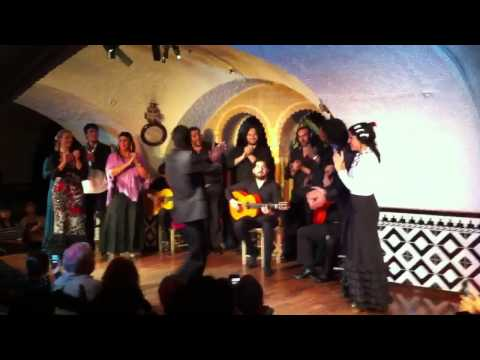 Flamenco Performance in Barcelona [HD]