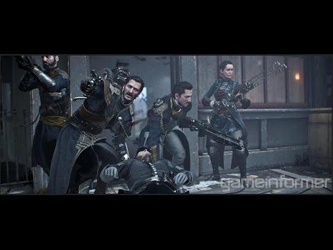 watch The Order 1886 Werewolves Trailer PS4 شاهد لعبة