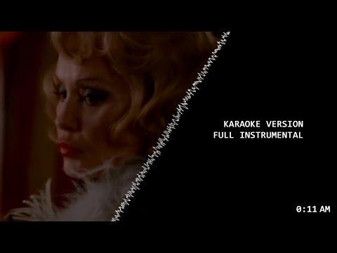 Jessica Lange - Gods and Monsters (instrumental+karaoke) - UC0XaC98WxM2H_ZBTqEZeMMQ