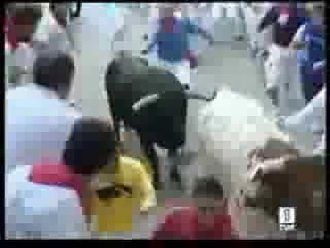 www.SanFerminTV.com S08E04 10-Julio Cuarto Encierro Fiestas