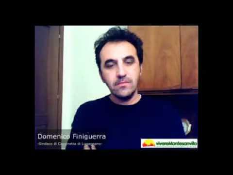 Domenico Finiguerra - Stop al consumo di territorio