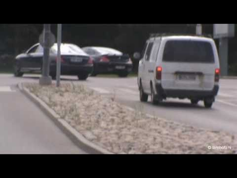 BMW M6 Hamann drive by