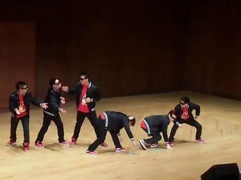 Asian Arts and Entertainment Festival 2010 - Poreotics Dance Crew