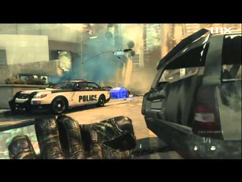 Call of Duty Black Ops 2 - E3 2012 Gameplay Demo HD
