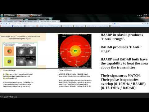 "5/10/2013 -- RADAR pulses / ""HAARP rings"" / Scalar Squares -- INFORMATION REVIEW"