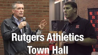 Rutgers Athletics Town Hall