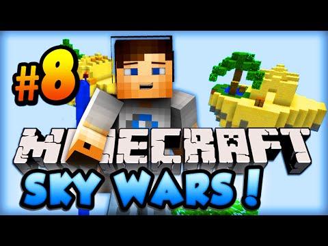 "Minecraft SKYWARS - ""BIG CAMPER!"" - Minecraft w/ Ali-A! #8"