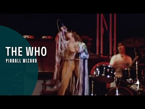The Who - Pinball Wizard (From Live At The Isle Of Wight Festival)