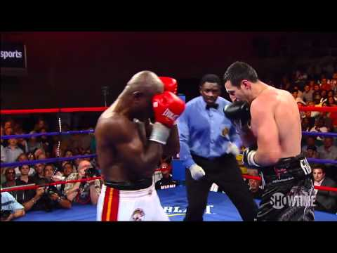 Carl Froch vs. Glen Johnson: Round 8 - Super Six World Boxing Classic - SHOWTIME Sports