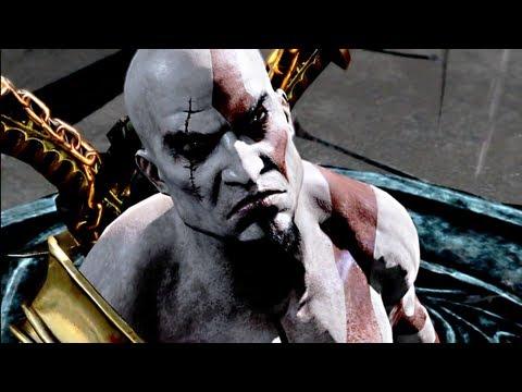 God of War III All Cutscenes Kratos Movie  - Full HD