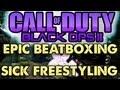 EPIC BEATBOXING & FREESTYLING w/ DJ KEEMSTAR!