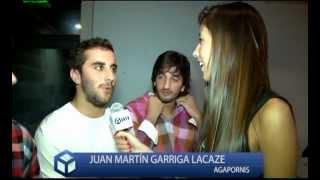 AGAPORNIS LLEGÓ A ROSARIO - ESTV // EL SOCIAL TV