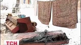 В Житомирской области взорвался дом
