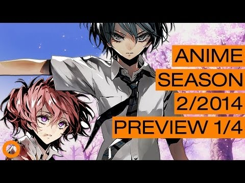 Highschool of the Dead │ Deadman Wonderland │ Anime Season 2/2014 Preview (1/4) - Ninotaku #07