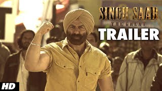 """Singh Saab The Great Trailer"" Official | Sunny Deol, Amrita Rao, Prakash Raj, Urvashi Rautela"