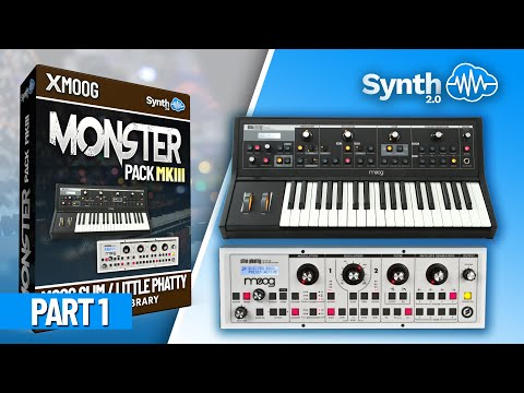 Moog Little Phatty Analog Lead sounds by s4k ( Dream theater - Jordan rudess Leads )