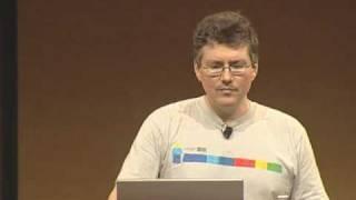 Google I/O 2009 - HTML5 Databases/Gears & Offline Web Apps