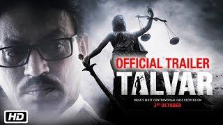 'Talvar' Official Trailer