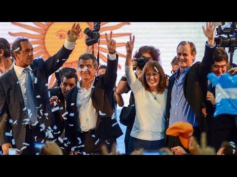 <b>Scioli en Paran�. </b>Video exclusivo del acto completo