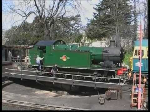 The ABC of RAILWAYS: S is for  SWANAGE