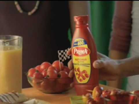 Prima Ketchup Commercial