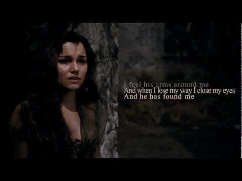 Les Miserables - Samantha Barks  - On My Own (lyrics) (Full Verison)