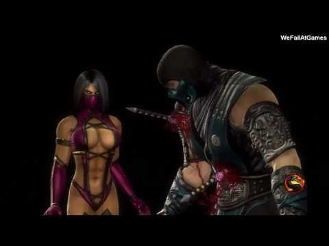 Mortal Kombat 9 (2011) Fatalities [HD]