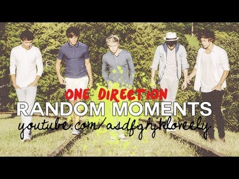One Direction Funny Moments Part 1 (2012)