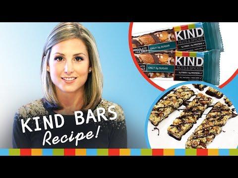 KIND BARS at Home (Gluten-Free & Natural)!
