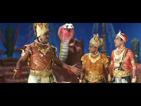 Sunil as Nagaraju