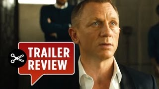 Instant Trailer Review - Skyfall (2012) Trailer Review - International Version HD