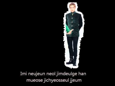 Big Bang- Stupid Liar Lyrics(Rom)