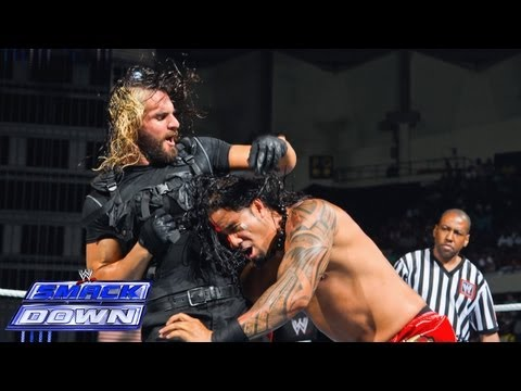 Jey Uso vs. Seth Rollins: SmackDown, July 12, 2013