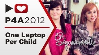 One Laptop Per Child: Squaresville's Project 4 Awesome 2012 (Mary Kate Wiles, Kylie Sparks)