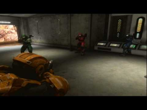 Mission Reach (Ep 2) - Machinima Halo Reach