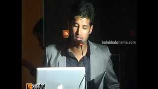 Vijay Yesudas's V Records and Ent Launch