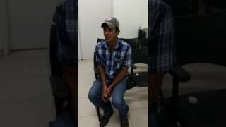 PARA REALIZAR SONHO, HOMEM FURTA CAMINHÃO DO CORPO DE BOMBEIROS - VÍDEO