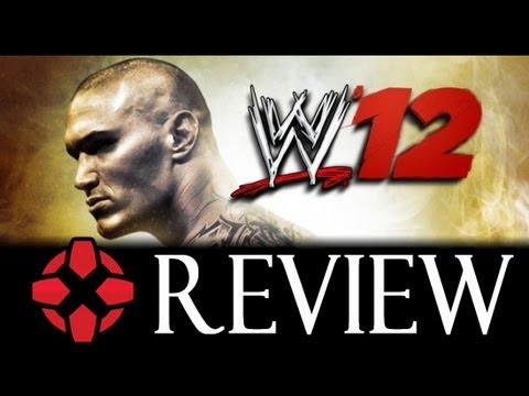 IGN Reviews - WWE -12 Review
