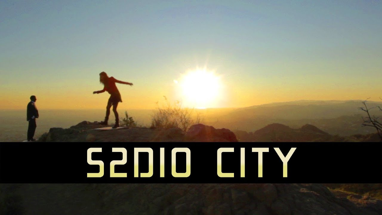 S2DIO CITY: THE CLIFF ft. Melinda Sullivan & Jason Rodgers [DS2DIO]