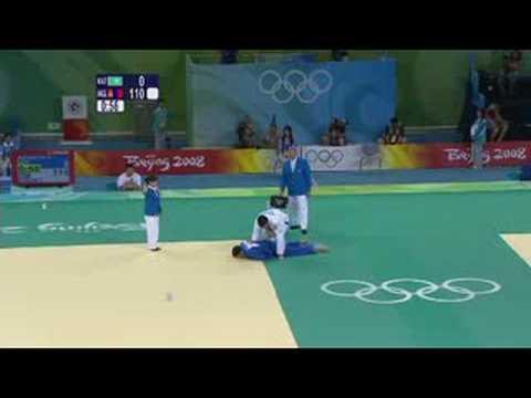 ВИДЕО: Монголчууд олимпийн аваргатай болсон түүхэн мөч