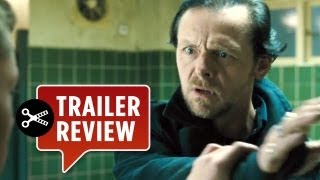 Instant Trailer Review - The World's End Official Trailer (2013) - Simon Pegg Movie HD