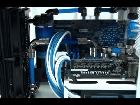 Singularity Computers Client Build 6 'The Prodigy' Build Log: Part 5