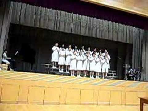 SPSS Singing Contest 2007 heat Group 7B