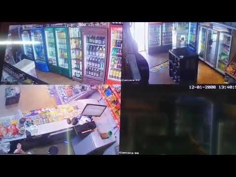 Robo a un Drugstore en Concordia
