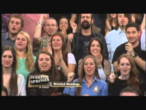 Wrecked Weddings (The Jerry Springer Show)