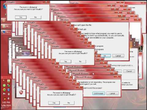 Ultimate Windows 7 Error